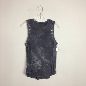 American Eagle soft & sexy tie dye tank too medium